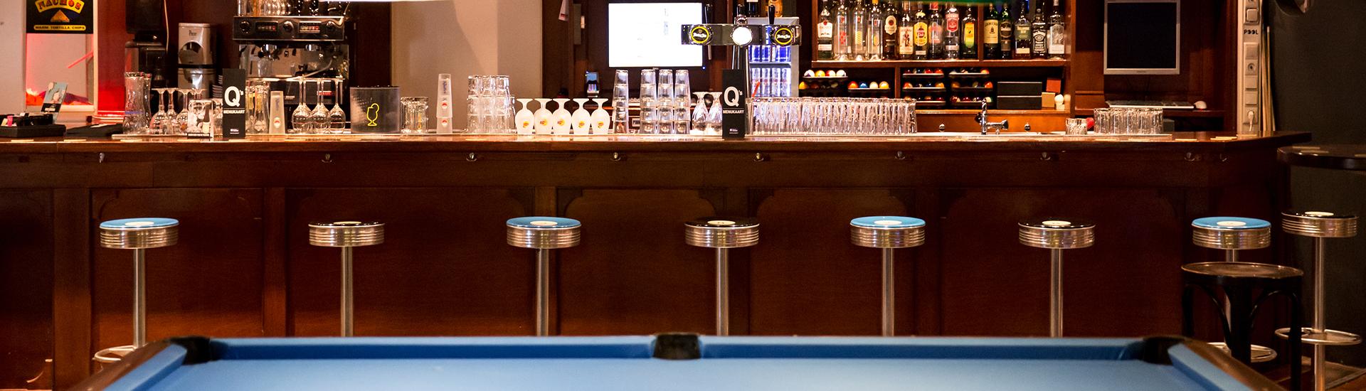 Bar Q's Ede
